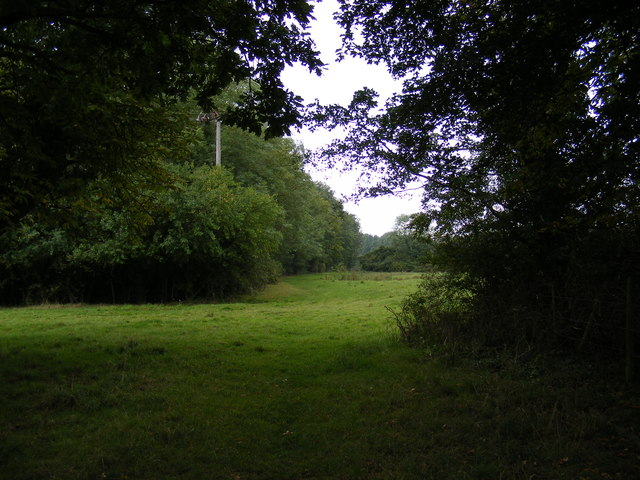 Footpath to Brandeston Road