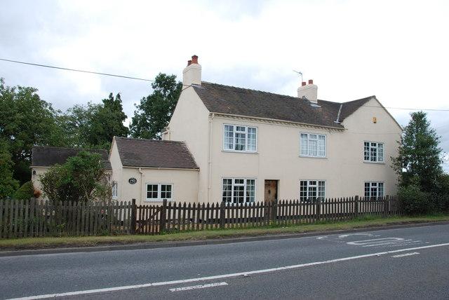 Farley Cottage, near Great Haywood