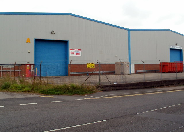 Two units, Bedwas House Industrial Estate