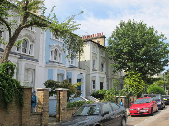 Abbot's Place, NW6