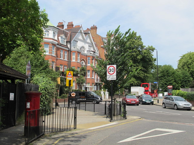 West End Lane / Quex Road / Abbot's Place, NW6