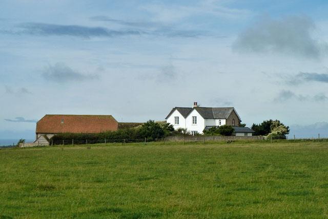 Farm near High and Over