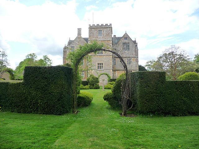 Garden of Chastleton House