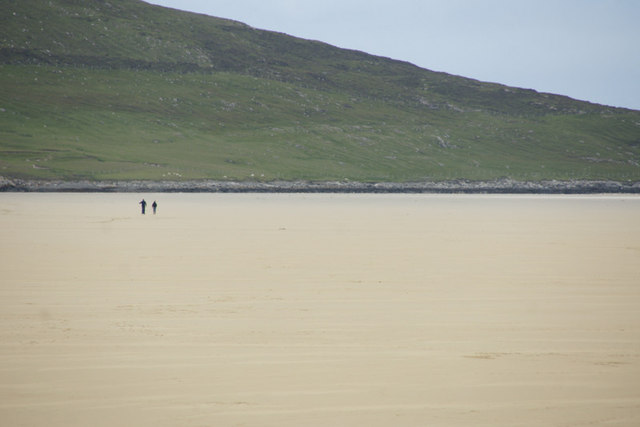 Walking on Traigh an Taoibh Thuath