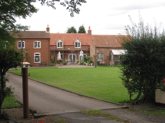 Carr Farm, Blyton Carrs