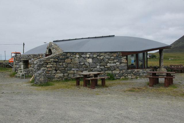 MacGillivray Centre, Northton (Taobh Tuath)