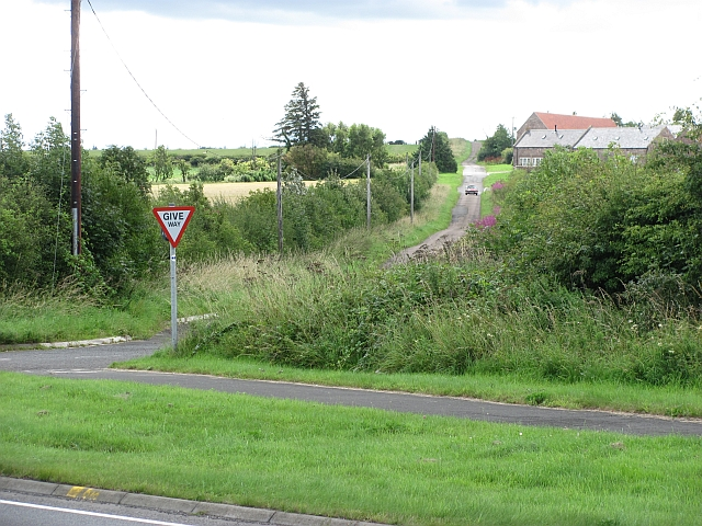 Minor road, Mount Hooley