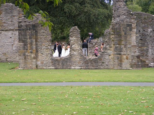 Priory Wedding Photos