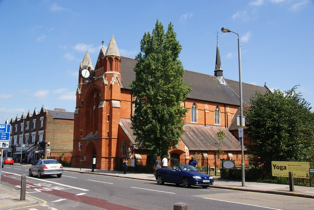 St Andrew's Church, Earlsfield