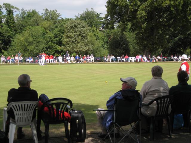 English Women's National Bowls Championships 2011: 3