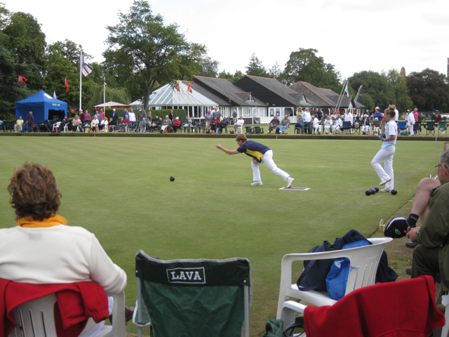 English Women's National Bowls Championships 2011: 4