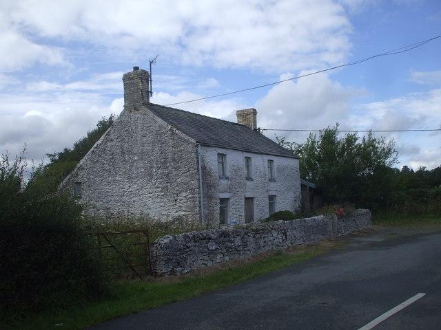Ty'n-y-swydd, near Tregaron