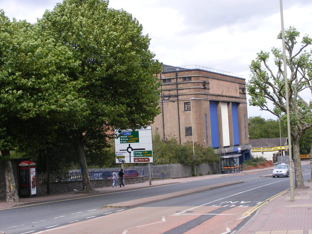 Dudley Hippodrone View