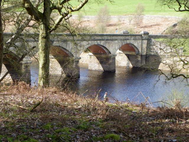 Bridge, Leighton Reservoir