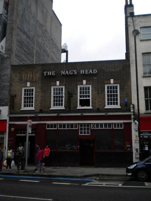 The Nag's Head, Whitechapel Road E1