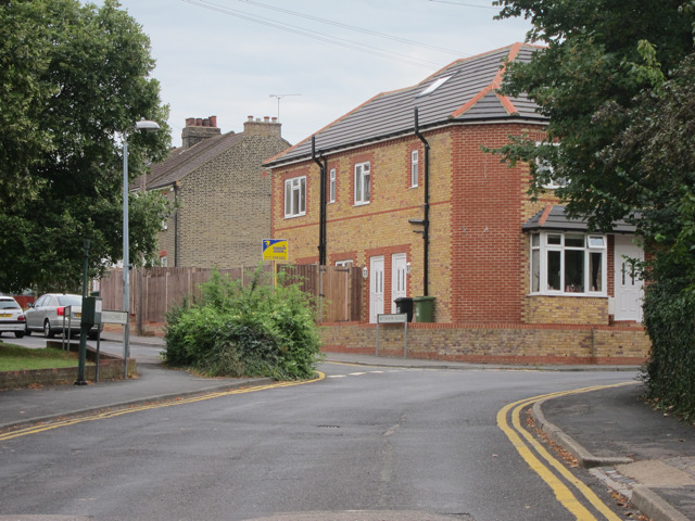 End of Betsham Road