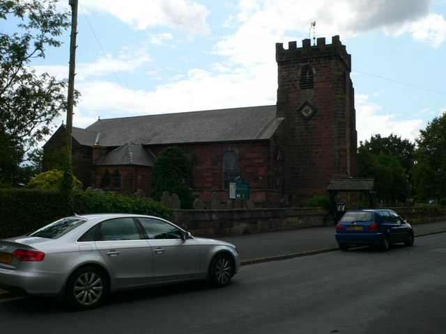 St Mary's Church, Hale