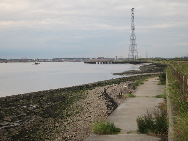 Former Paper Mills Wharf