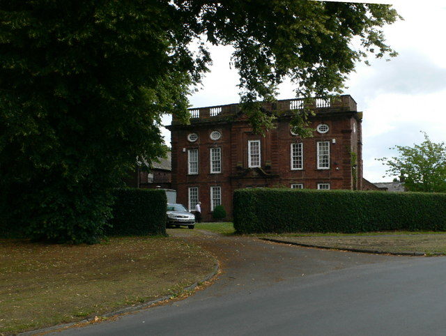 The Manor House, Hale