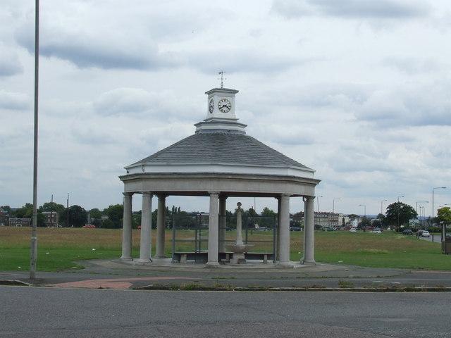 Andrew Gibb memorial, Blackheath