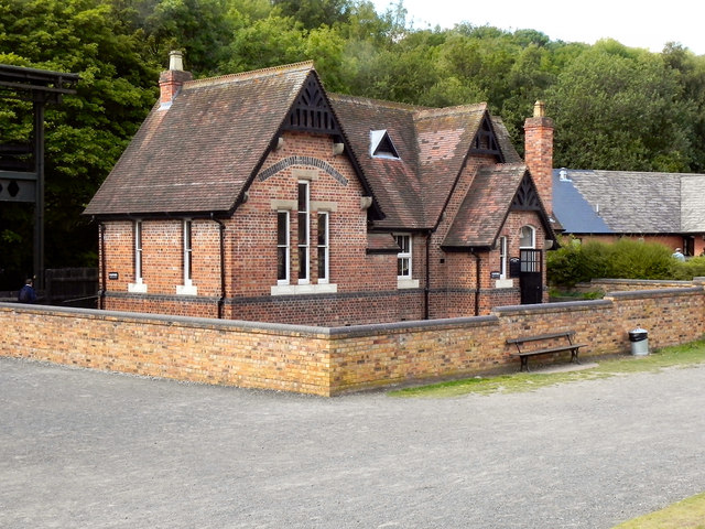 Blists Hill School House