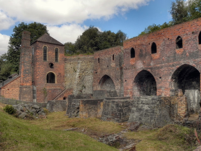 Blists Hill Blast Furnaces