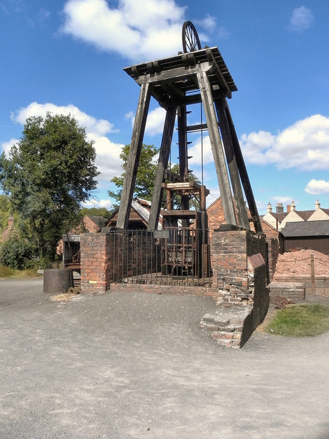The Mine, Blists Hill