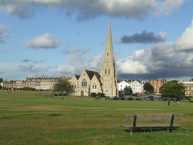 Bench on Blackheath
