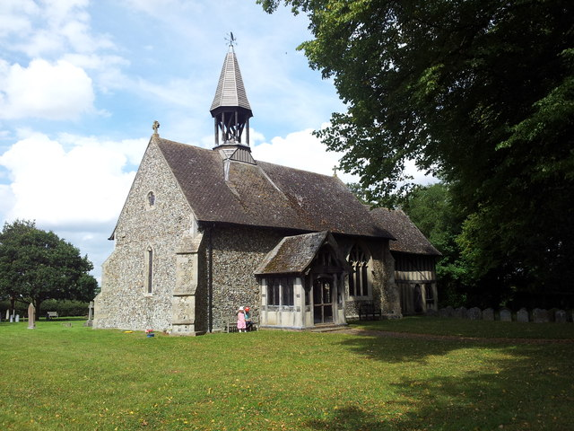 All Saints Church, Crowfield