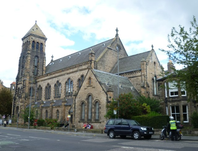 Former North Morningside Church, Morningside Road