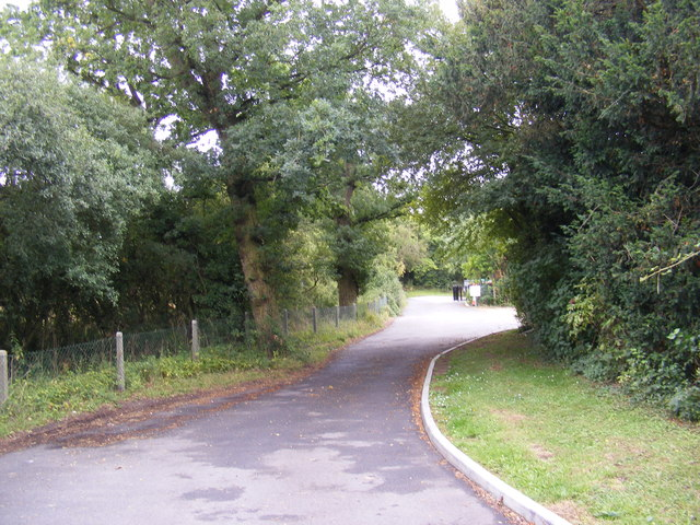 Entrance to Helmingham Community Primary School