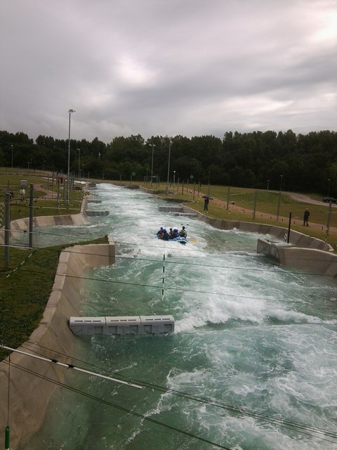 Experiencing the Slalom Course