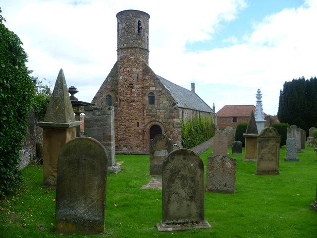 Cockburnspath Parish Kirk