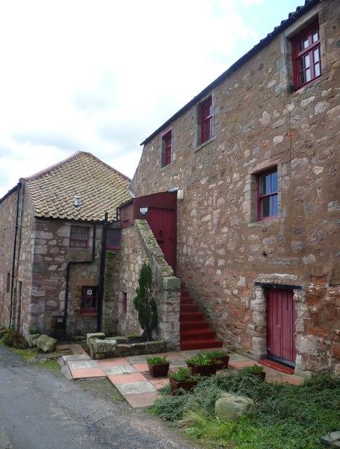Old Manor House, Cockburnspath