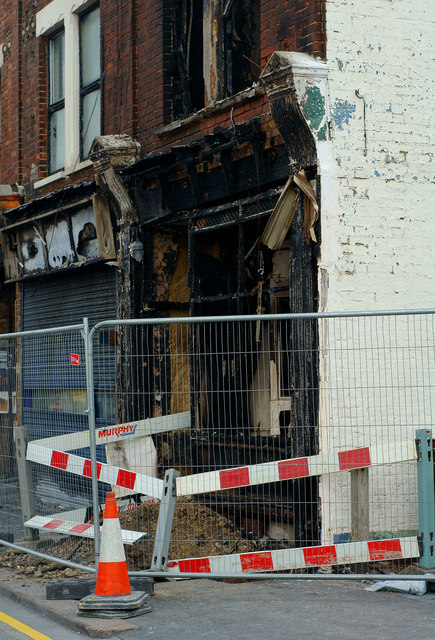 Croydon Riots - the follow-up