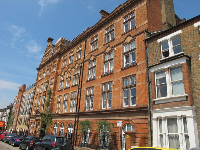 Former offices, Glengall Road, NW6
