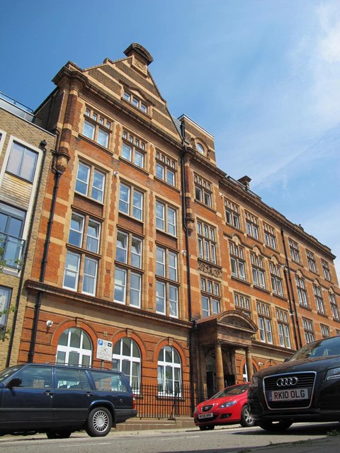 Former offices, Glengall Road, NW6 (2)