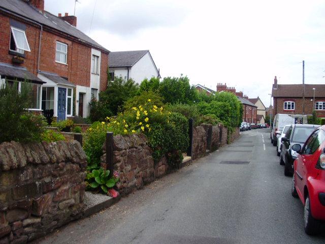 New Road, Childer Thornton