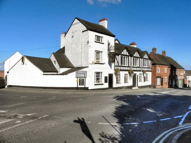 The Bear Hotel, Hodnet