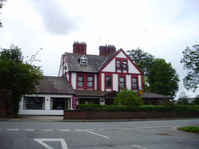 Woodcote House, Hooton