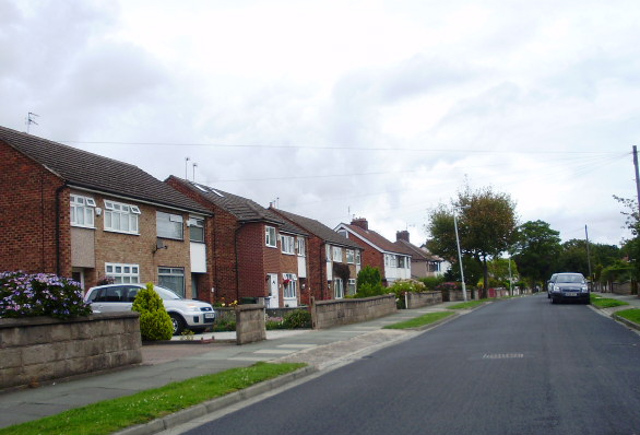 Adaston Avenue, Hooton