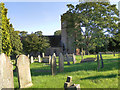 SJ6128 : The Parish Church of St Luke, Hodnet by David Dixon