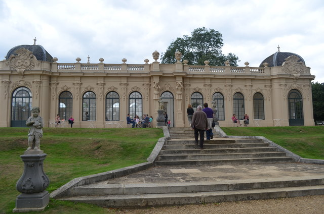 Orangery at Wrest Park