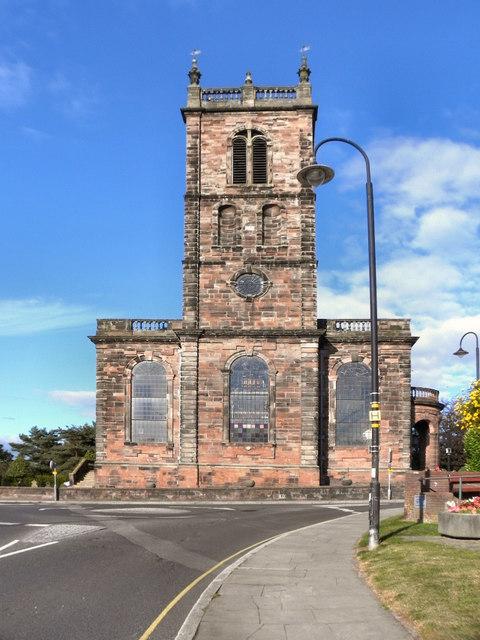 St Alkmund's Parish Church