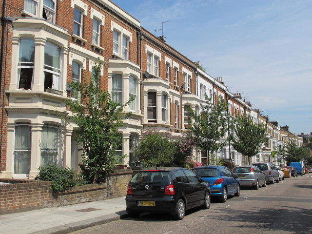 Gascony Avenue, NW6