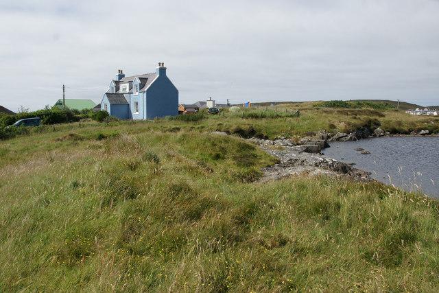 Church of Scotland manse, An t-Ob (Leverburgh)