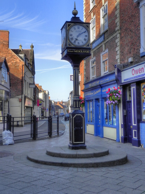 Whitchurch Clock
