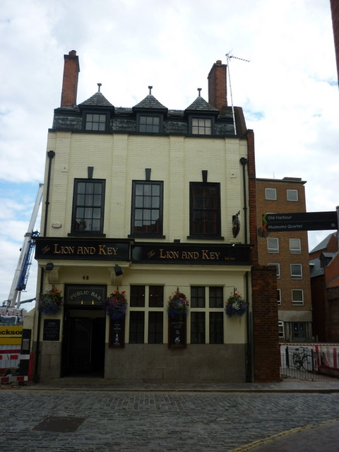 The Lion and Key, High Street, Hull