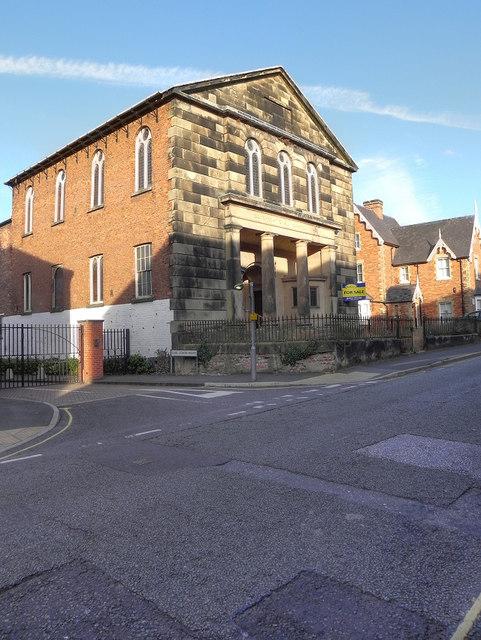 Former Congregational Church