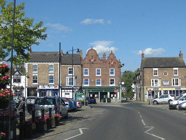 Market Place, Thirsk
